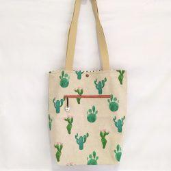 Totebag Cactus